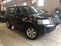 USED 2011 11 LAND ROVER FREELANDER 2.2 TD4 GS 5d 150 BHP