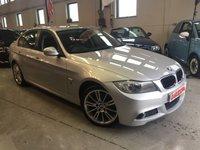 USED 2012 61 BMW 3 SERIES 2.0 318I PERFORMANCE EDITION 4d 141 BHP