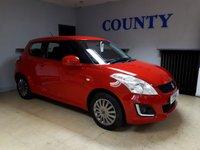 2015 SUZUKI SWIFT 1.2 SZ2 3d 94 BHP £SOLD