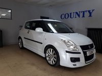 USED 2009 59 SUZUKI SWIFT 1.6 SPORT 3d 125 BHP * ONE OWNER * FULL HISTORY *