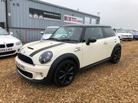 2013 MINI HATCH COOPER 2.0 COOPER SD 3d 141 BHP £8490.00
