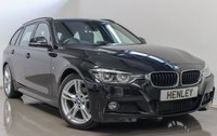 2016 BMW 3 SERIES 2.0 320D M SPORT TOURING 5d AUTO 188 BHP £17490.00