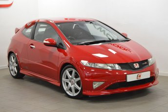 2008 HONDA CIVIC 2.0 I-VTEC TYPE-R GT  *1 OWNER* £SOLD