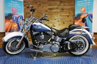 2015 HARLEY-DAVIDSON SOFTAIL FLSTN 103 ST DELUXE 1690 15 - Low Miles £12995.00