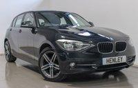 2015 BMW 1 SERIES 2.0 118D SPORT 5d AUTO 141 BHP £12990.00