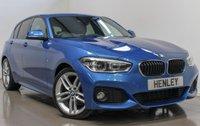 2015 BMW 1 SERIES 1.6 118I M SPORT 5d 134 BHP £14290.00