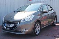 2014 PEUGEOT 208 1.4 ALLURE HDI 5d 68 BHP £5995.00