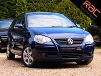 USED 2009 09 VOLKSWAGEN POLO 1.4 MATCH TDI 5d 68 BHP