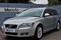 2012 VOLVO V50 1.6 DRIVE SE LUX EDITION S/S 5d 113 BHP £8995.00
