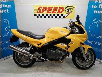 2002 TRIUMPH SPRINT RS