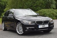 2014 BMW 3 SERIES 3.0 330D XDRIVE LUXURY TOURING 5d AUTO 255 BHP £16990.00
