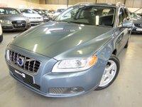 2012 VOLVO V70 2.0 D3 SE LUX 5d AUTO 161 BHP £6990.00