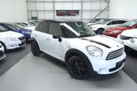 2014 MINI COUNTRYMAN 2.0 COOPER D ALL4 5d AUTO 110 BHP £11488.00