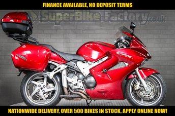 2008 HONDA VFR800F 800cc £4891.00