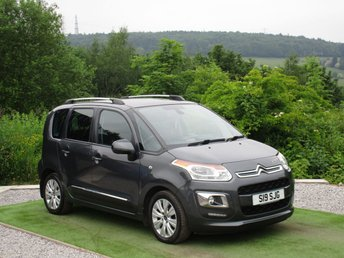 2013 CITROEN C3 PICASSO 1.6 PICASSO EXCLUSIVE HDI 5d 91 BHP £5490.00