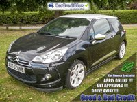 2010 CITROEN DS3 1.6 DSPORT 3d 155 BHP £5995.00