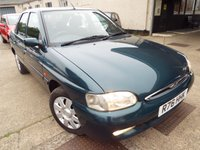 USED 1998 FORD ESCORT 1.6 GHIA 16V 5d 89 BHP