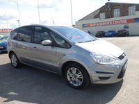 USED 2010 10 FORD S-MAX 2.0 ZETEC TDCI 5d AUTO 138 BHP BLUETOOTH * 7 SEATER * GOT BAD CREDIT * WE CAN HELP *