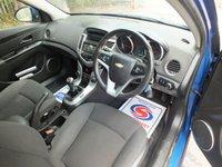 USED 2011 61 CHEVROLET CRUZE 1.6 LT 5d 124 BHP
