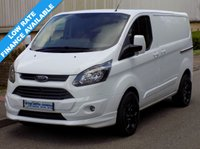USED 2014 14 FORD TRANSIT CUSTOM L1H1 270 SWB LOW ROOF 2.2 100BHP 6 SPEED 1 Owner, Full Service History