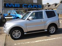 2013 MITSUBISHI SHOGUN 3.2 DI-D WARRIOR 3d 197 BHP £SOLD