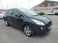 USED 2013 13 PEUGEOT 3008 1.6 HDI ACTIVE 5d 115 BHP LOW MILES * MEDIA CONNECTION * BAD CREDIT * WE CAN HELP