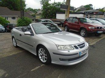 2005 SAAB 9-3 2.0 AERO T 2d AUTO 210 BHP £1995.00