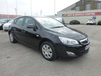 USED 2011 60 VAUXHALL ASTRA 1.6 EXCLUSIV 5d 113 BHP CRUISE * MEDIA CONNECTION * BAD CREDIT * WE CAN HELP