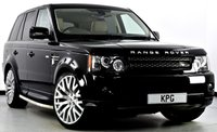 USED 2012 62 LAND ROVER RANGE ROVER SPORT 3.0 SD V6 SE 4x4 5dr Auto [8] Stunning Looks with Great Spec