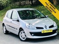 USED 2007 07 RENAULT CLIO 1.5 PRIVILEGE DCI 5d 106 BHP ANY INSPECTION WELCOME ---- ALWAYS SERVICED ON TIME EVERY TIME AND SERVICED MAINLY BY SAME DEALERSHIP THROUGHOUT ITS LIFE,NO EXPENSE SPARED, KEPT TO A VERY HIGH STANDARD THROUGHOUT ITS LIFE, A REAL TRIBUTE TO ITS PREVIOUS OWNER, LOOKS AND DRIVES REALLY NICE IMMACULATE CONDITION THROUGHOUT, MUST BE SEEN FOR THE PRICE BARGAIN BE QUICK, 6 MONTHS WARRANTY AVAILABLE,DEALER FACILITIES,WARRANTY,FINANCE,PART EX,FIRST TO SEE WILL BUY BARGAIN