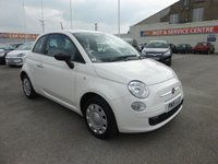 USED 2015 15 FIAT 500 1.2 POP 3d 69 BHP LOW INS * MEDIA CONNECTION * BAD CREDIT * WE CAN HELP