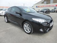 USED 2012 62 RENAULT MEGANE 1.5 DYNAMIQUE TOMTOM DCI 3d 110 BHP FSH * LOW MILES * BLUETOOTH * BAD CREDIT * WE CAN HELP