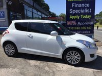 USED 2012 62 SUZUKI SWIFT 1.2 SZ3 3d 94 BHP, only 44000 miles ***GREAT FINANCE DEALS AVAILABLE***