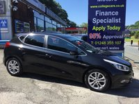 USED 2012 62 KIA CEED 1.6 2 ECODYNAMICS CRDI 5d 126 BHP, only 77000 miles ***GREAT FINANCE DEALS AVAILABLE***