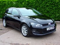 2013 VOLKSWAGEN GOLF 2.0 GT TDI BLUEMOTION TECHNOLOGY 5d 148 BHP £7975.00