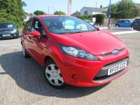 USED 2009 09 FORD FIESTA 1.2 STYLE 5d 81 BHP