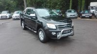 2014 FORD RANGER LIMITED 4X4 DCB TDCI AUTO £13450.00