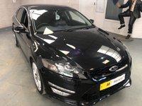 2012 FORD MONDEO 2.2 TITANIUM X SPORT TDCI 5d AUTO 197 BHP £10895.00