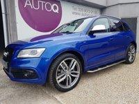 2015 AUDI SQ5 3.0 TDI QUATTRO 5d AUTO 309 BHP £28950.00