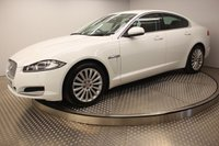2015 JAGUAR XF 2.2 D LUXURY 4d AUTO 200 BHP £15994.00