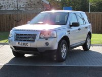 USED 2011 11 LAND ROVER FREELANDER 2 2.2Td4 4X4 S Station Wagon 5d Auto