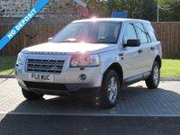 USED 2011 11 LAND ROVER FREELANDER 2 2.2Td4 4X4 S Station Wagon 5d Auto RARE CAR AUTOMATIC 4X4