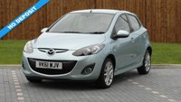 USED 2011 61 MAZDA 2 1.6TD (90ps) Sport Hatchback 5d CHEAP CAR!!! REDUCED BY OVER £800