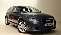 USED 2012 12 AUDI A3 1.6 TDI SPORT 5d 103 BHP + 2 PREV OWNER + AIR CON + AUX + SERVICE HISTORY