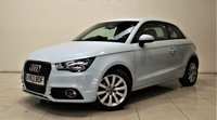 USED 2013 63 AUDI A1 1.2 TFSI SPORT 3d 84 BHP + 1 OWNER +  SERVICE HISTORY + AIR CON + AUX