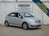 USED 2008 58 MERCEDES-BENZ B CLASS 1.7 B170 SE 5d AUTO 114 BHP Service History A/C + Sensors 0% Deposit Finance Available