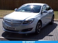 USED 2014 14 VAUXHALL INSIGNIA 2.0CDTi (130ps) Limited Edition Hatchback Fantastic Driving Position with Loads of Room for the Family