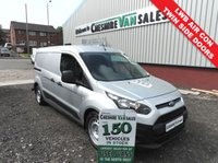 USED 2014 63 FORD TRANSIT CONNECT 1.6 240 NEW SHAPE  95 BHP 1 OWNER FSH TWIN SIDE DOORS 1 OWNER FULL SERVICE HISTORY