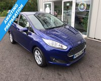 USED 2013 63 FORD FIESTA 1.6 TDCI TITANIUM ECONETIC (95ps) THIS VEHICLE IS AT SITE 2 - TO VIEW CALL US ON 01903 323333