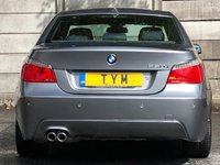 USED 2009 09 BMW 5 SERIES 4.8 550I M SPORT 4d AUTO 363 BHP 1 OWNER FROM NEW/VERY RARE CAR/SAT NAV